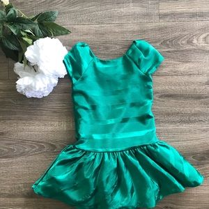 Green Dress, Size 4t, perfect Holiday Dress